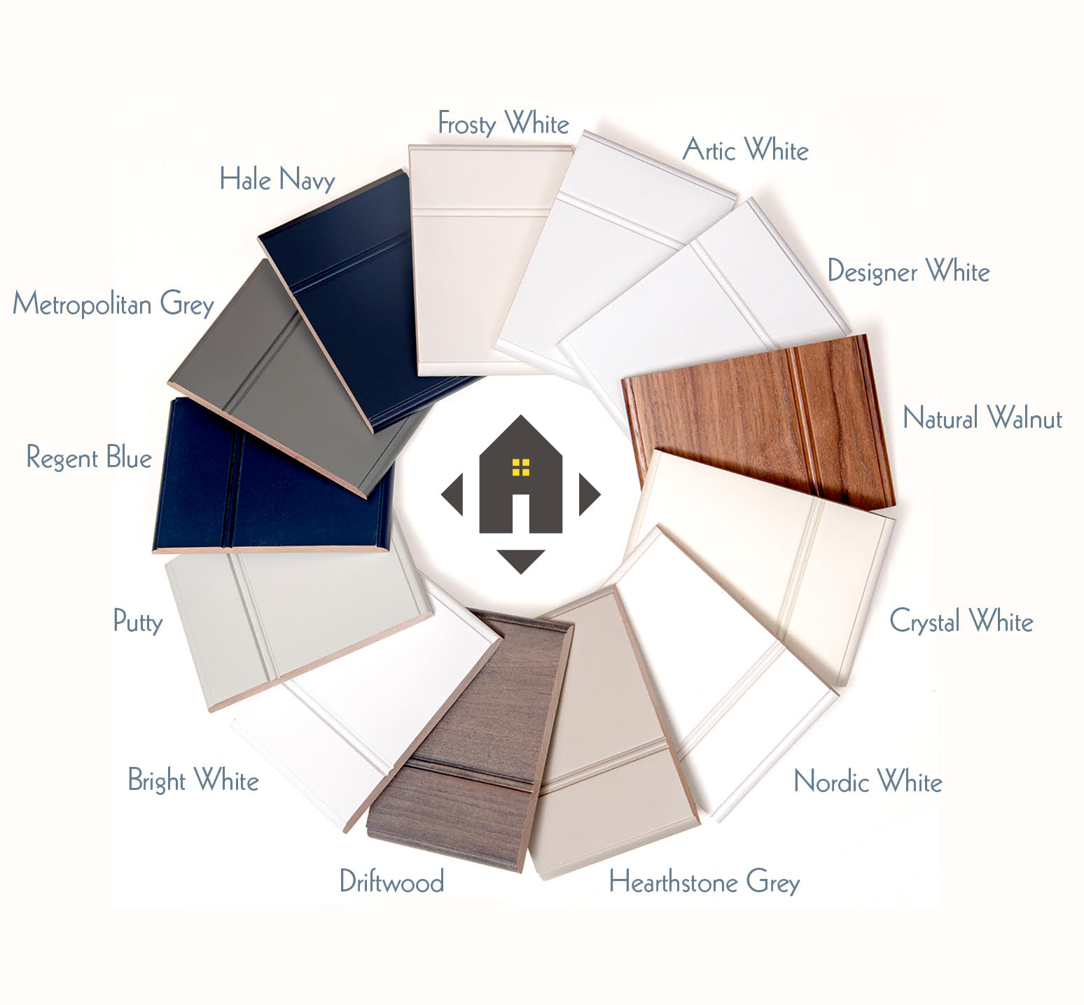 Kitchen Cabinetry Colors